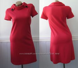 Платье трикотажное, футляр - прямое. Ana Alcazar
