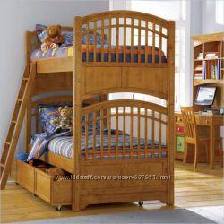 двухъярусная кровать-трансформер Девора, двухэтажная, расскладная