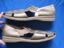 Lifestyle by Cushion Walk 41 кожаные сандалии женские