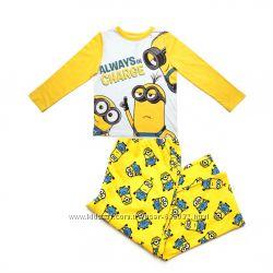 Детская пижама Миньоны - оригинал Minions License и надувное кресло ... 140842e776db5