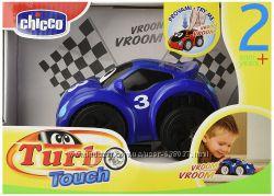 Машинка инерционная Fast Blue Chicco. Новая