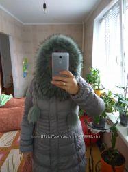 Пуховик , зима