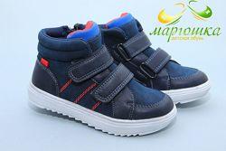 Новые ботинки Kimboo SN161-2B Размеры27-31