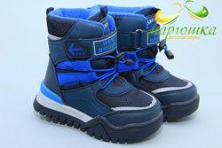 Новые ботинки Tom. M 7672C Размеры23-28