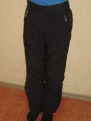 Полукомбинезон, термо штаны, лыжные M&K длина 102см