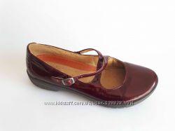 балетки туфли Clarks натур кожа р 38, 5 39