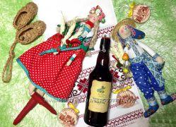 Зайцы и кролики в украинском стиле