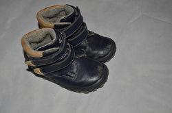 Ботинки кожаные демисезонные 26 размер SHAGOVITA стелька 16, 5 см