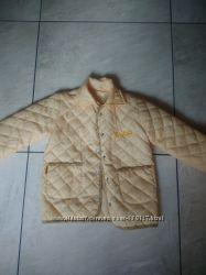 Куртка стеганая для девочки