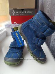 Зимние ботинки Рихтер