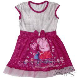Платье Свинка Пеппа на девочку