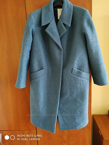 Летняя распродажа Пальто букле