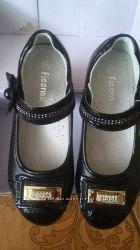 Шикарные, нарядные туфельки Fieerinni