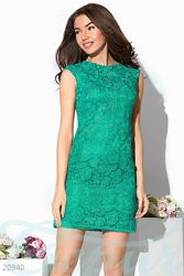 Гипюровое платье футляр от gepur