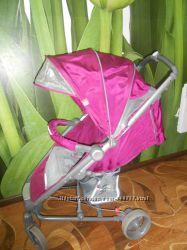 Продам проргулочную коляску  ESPIRO БУ