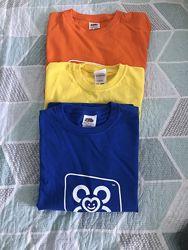 Дитячі футболки Fruit of the Loom, 5-6 р