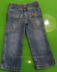 Гарні джинси для дівчинки