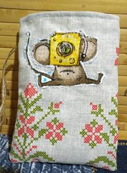 Мешочки  украинский орнамент