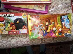 Детские пазлы, развивающие игры. Качественные, интересные. Выбор.