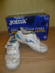 Продам кроссовки Joma из натуральной кожи р. 35 бу