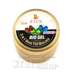 Био-гель F. O. X Bio Gel 3 in 1, гель паста и гель-краска