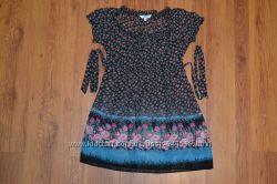 Шифоновое платье-туника ф. New Look р. XS-S новое