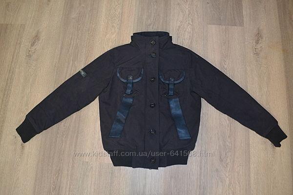 Деми куртка на синтепоне ф. Kyra K р. XS -S в новом состоянии
