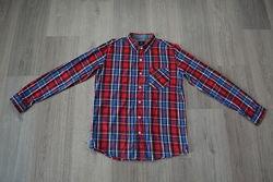Новая рубашка ф. Skill р. XS-S 158-164 см хлопок