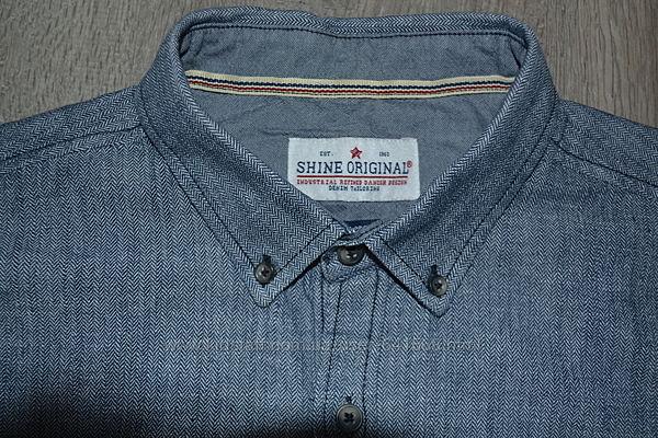 Джинсовая рубашка ф. Shine Original Бангладеш р. М-Л новая