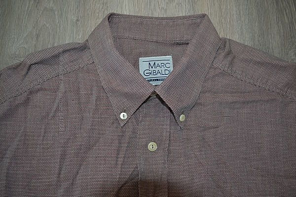 Рубашка ф. Marc Gibaldi р. XL-XXL новая