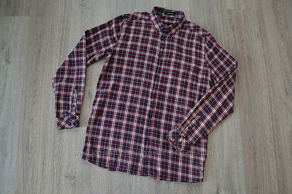Рубашка ф. Samsoe р. М хлопок в новом состоянии