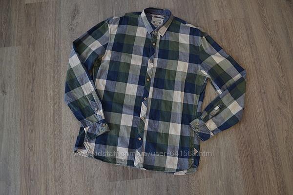 Рубашка ф. Tom Tailor р. L-XL Бангладеш