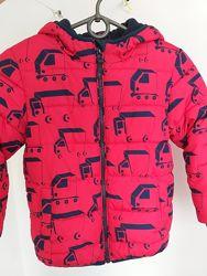 Куртка  Next 3-4 р. єврозима