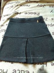 Серая юбка доставка