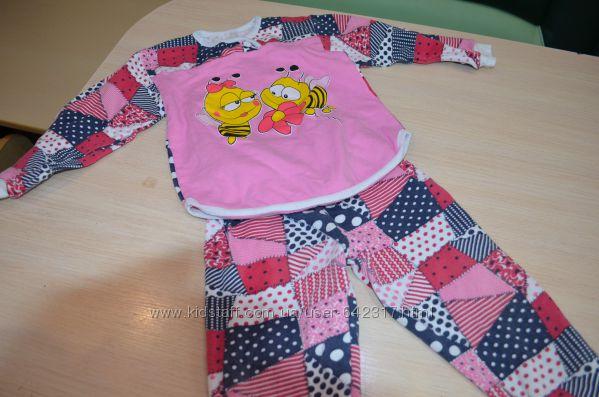 Пижама новая на флисе