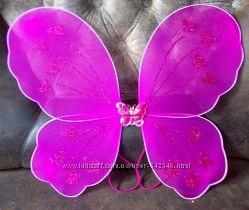 Костюм бабочка-фея  крылья новые