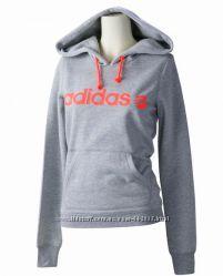 Худи Adidas Neo Logo Hoodie, S26533. Оригинал. Размер S.