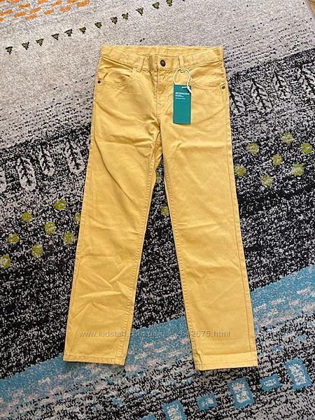 Джинсы брюки H&M на рост 134