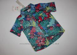 Стильная рубашка р1-1, 5 года Miniclub
