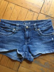Наши шорты Levi&acutes 12 лет джинс оригинал США