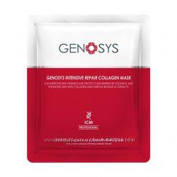 Интенсивная восстанавливающая коллагеновая маска  1 шт - genosys