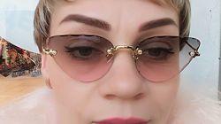 очки солнцезащитные , РЕПЛИКА на Бренд. Диор, Гуччи, Fendi, Gucci, ретро