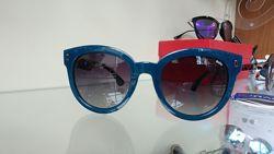 Итальянские очки. Энни Марко, Марио Росси, Polaroid, брендовые кошачий глаз