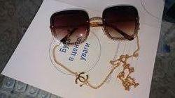 Очки солнцезащитные , женские, Roberto Cavalli, Dior, гуччи, Fendi,  Prada