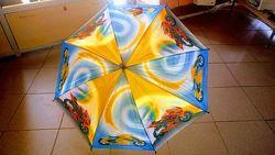 Зонт-трость, автоматический.