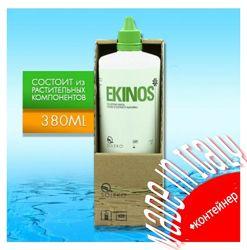Ekinos, купить раствор для линз. Италия, Soleko