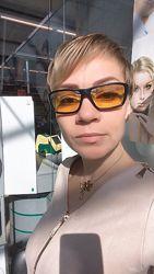 Мужские очки для вождения. Противотуманные очки, антиблик
