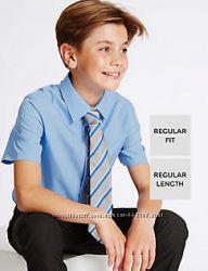 Рубашка с коротким рукавом, тенниска, Marks&Spencer, 9 10 лет