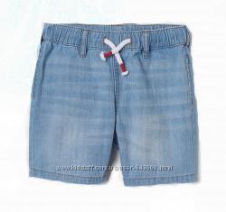 Джинсовые шорты H&M, р. 9-10 л. , рост 140