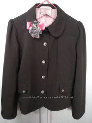 Жакет, пиджак тм Моне, школьный для девочки р. 146-152см.